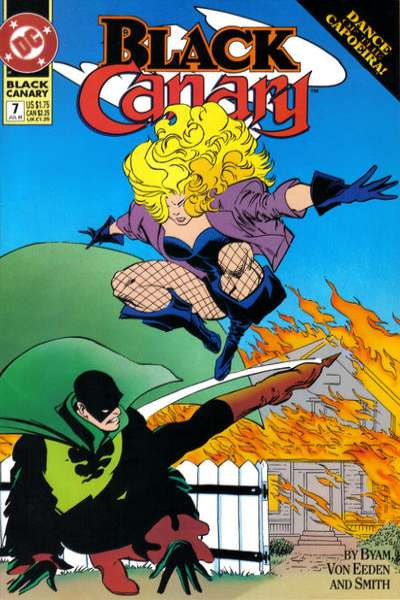 Black Canary #7 comic books for sale