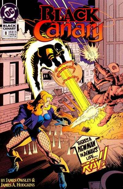 Black Canary #8 comic books for sale