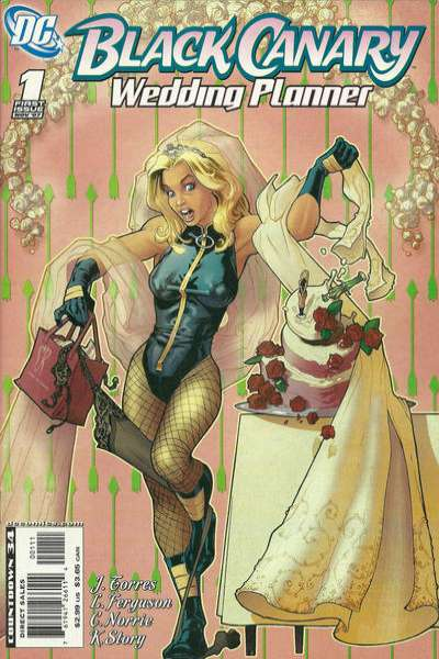 Black Canary #1 comic books for sale