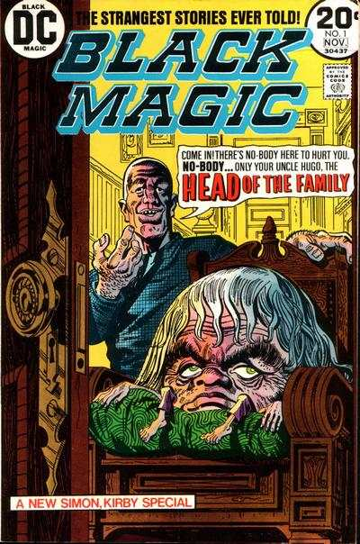 Black Magic #1 comic books for sale