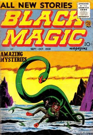 Black Magic: Volume 7 comic books