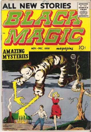 Black Magic: Volume 7 #2 comic books for sale
