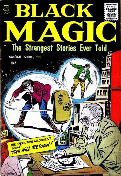 Black Magic: Volume 8 comic books