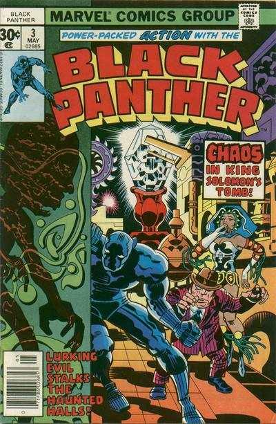 Black Panther Comic Black Panther 3 Comic Books