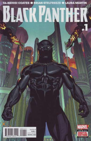 Black Panther Comic Books. Black Panther Comics.