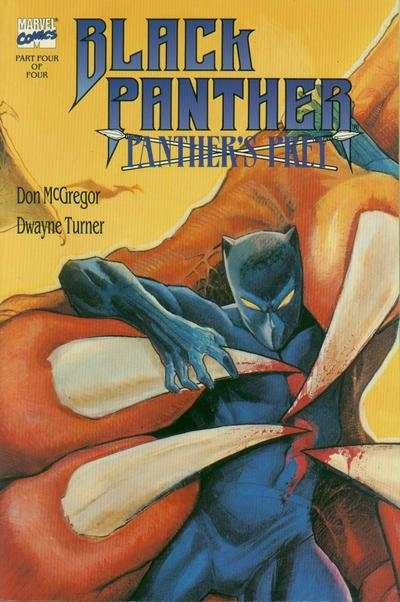 Black Panther: Panther's Prey #4 Comic Books - Covers, Scans, Photos  in Black Panther: Panther's Prey Comic Books - Covers, Scans, Gallery