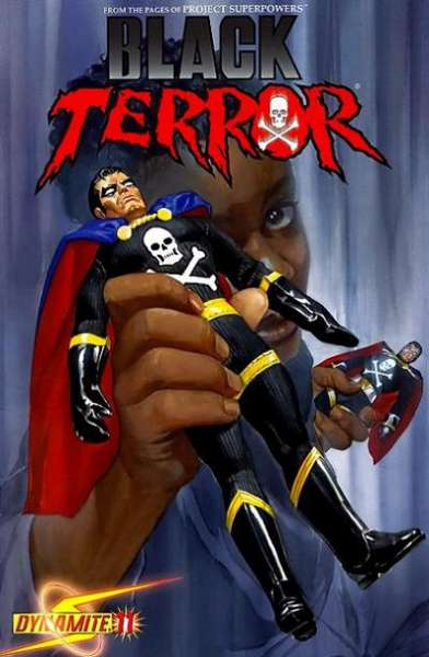 Black Terror #11 comic books for sale