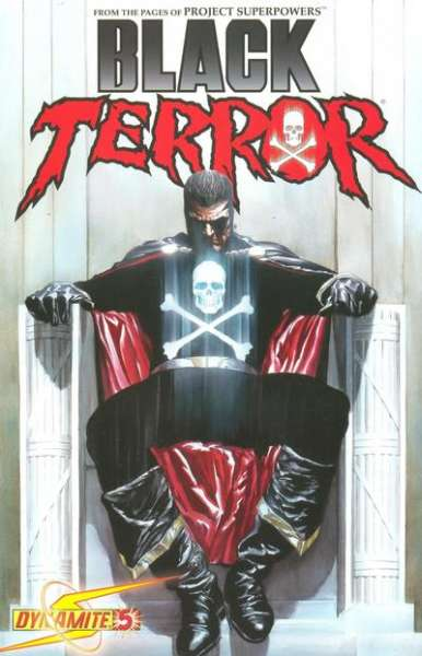 Black Terror #5 Comic Books - Covers, Scans, Photos  in Black Terror Comic Books - Covers, Scans, Gallery