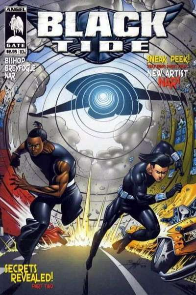 Black Tide #10 comic books - cover scans photos Black Tide #10 comic books - covers, picture gallery