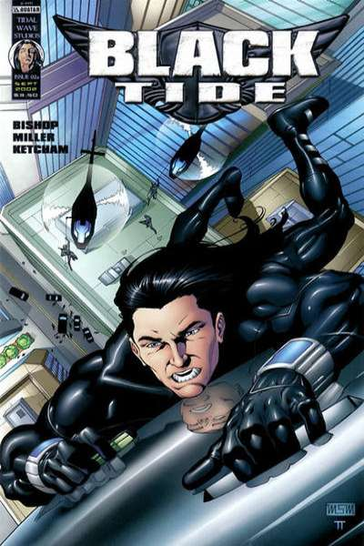 Black Tide #2 Comic Books - Covers, Scans, Photos  in Black Tide Comic Books - Covers, Scans, Gallery