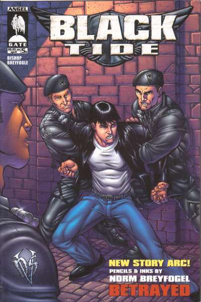 Black Tide #5 comic books - cover scans photos Black Tide #5 comic books - covers, picture gallery