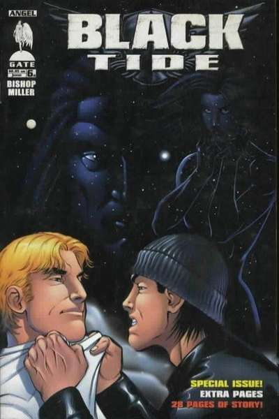 Black Tide #6 Comic Books - Covers, Scans, Photos  in Black Tide Comic Books - Covers, Scans, Gallery