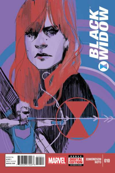 Black Widow #10 Comic Books - Covers, Scans, Photos  in Black Widow Comic Books - Covers, Scans, Gallery