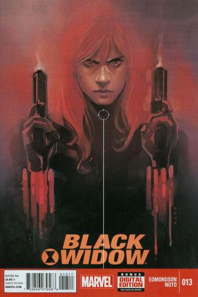 Black Widow #13 Comic Books - Covers, Scans, Photos  in Black Widow Comic Books - Covers, Scans, Gallery