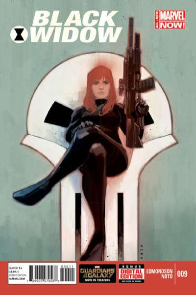 Black Widow #9 Comic Books - Covers, Scans, Photos  in Black Widow Comic Books - Covers, Scans, Gallery