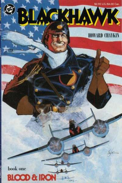 Blackhawk Comic Books. Blackhawk Comics.