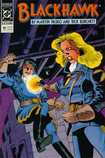 Blackhawk #10 Comic Books - Covers, Scans, Photos  in Blackhawk Comic Books - Covers, Scans, Gallery