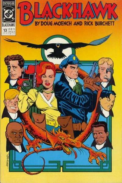 Blackhawk #13 comic books for sale