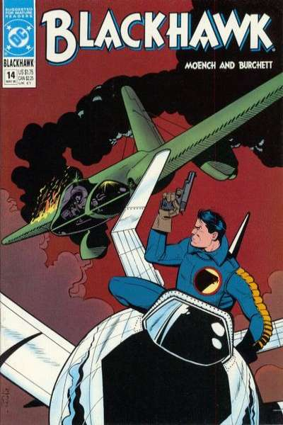 Blackhawk #14 Comic Books - Covers, Scans, Photos  in Blackhawk Comic Books - Covers, Scans, Gallery