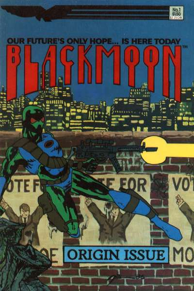 Blackmoon #1 comic books for sale