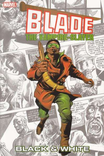 Blade #1 comic books for sale