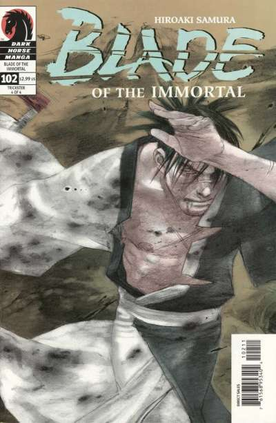 Blade of the Immortal #102 comic books for sale