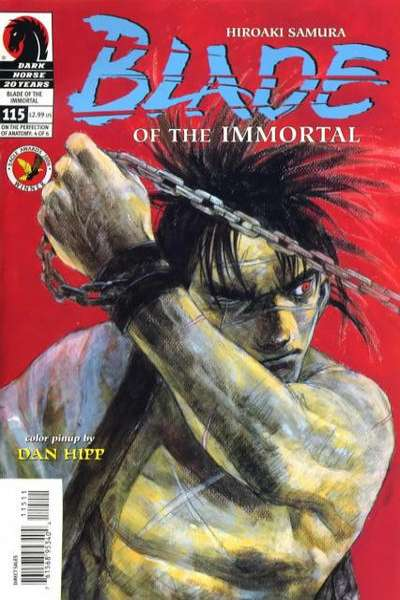 Blade of the Immortal #115 comic books for sale