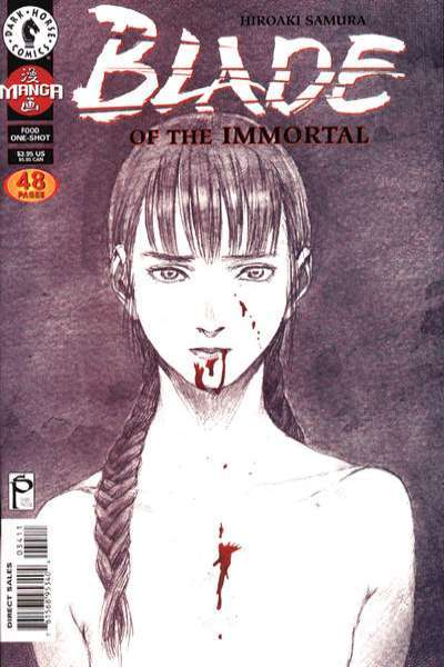 Blade of the Immortal #34 comic books for sale