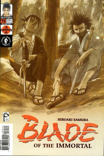 Blade of the Immortal #75 comic books for sale