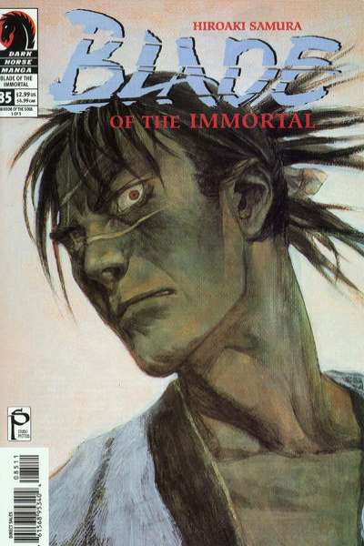 Blade of the Immortal #85 Comic Books - Covers, Scans, Photos  in Blade of the Immortal Comic Books - Covers, Scans, Gallery