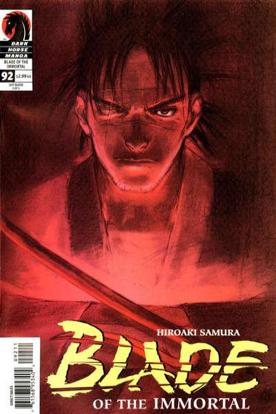 Blade of the Immortal #92 Comic Books - Covers, Scans, Photos  in Blade of the Immortal Comic Books - Covers, Scans, Gallery