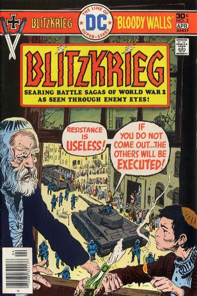 Blitzkrieg #2 comic books for sale