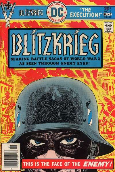Blitzkrieg #3 comic books for sale