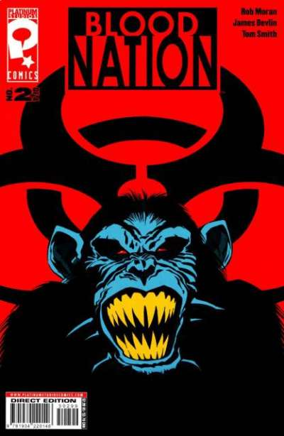 Blood Nation #2 Comic Books - Covers, Scans, Photos  in Blood Nation Comic Books - Covers, Scans, Gallery