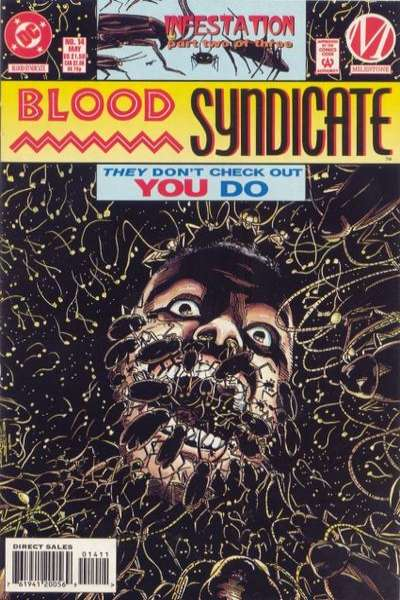 Blood Syndicate #14 Comic Books - Covers, Scans, Photos  in Blood Syndicate Comic Books - Covers, Scans, Gallery