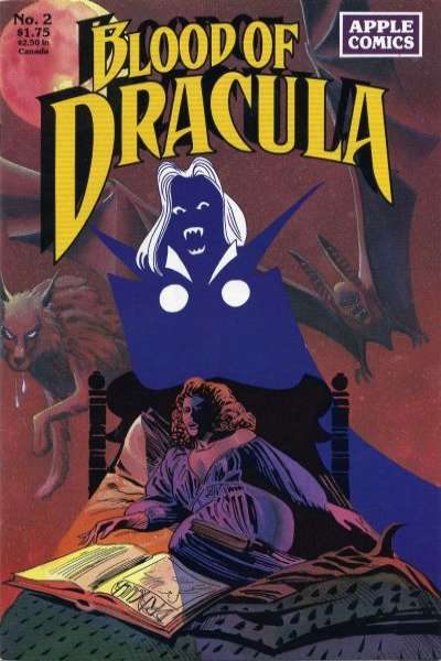 Blood of Dracula #2 Comic Books - Covers, Scans, Photos  in Blood of Dracula Comic Books - Covers, Scans, Gallery