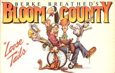 Bloom County paperback books #1 comic books for sale
