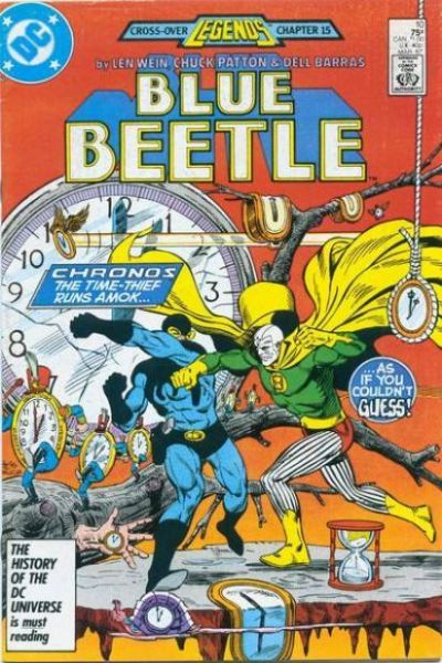 Blue Beetle #10 Comic Books - Covers, Scans, Photos  in Blue Beetle Comic Books - Covers, Scans, Gallery