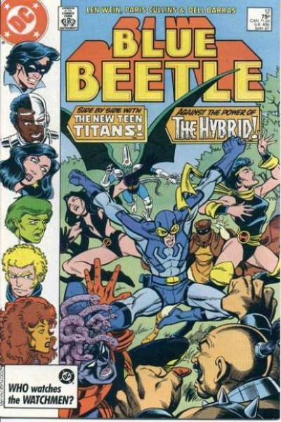 Blue Beetle #12 Comic Books - Covers, Scans, Photos  in Blue Beetle Comic Books - Covers, Scans, Gallery