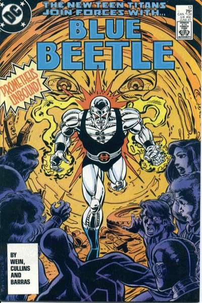 Blue Beetle #13 Comic Books - Covers, Scans, Photos  in Blue Beetle Comic Books - Covers, Scans, Gallery