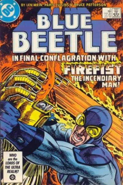 Blue Beetle #2 Comic Books - Covers, Scans, Photos  in Blue Beetle Comic Books - Covers, Scans, Gallery