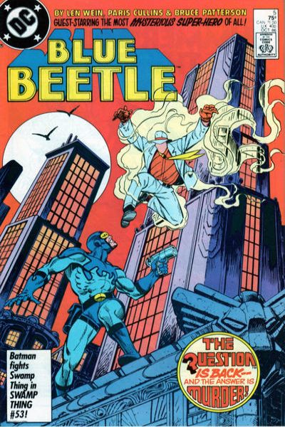 Blue Beetle #5 Comic Books - Covers, Scans, Photos  in Blue Beetle Comic Books - Covers, Scans, Gallery