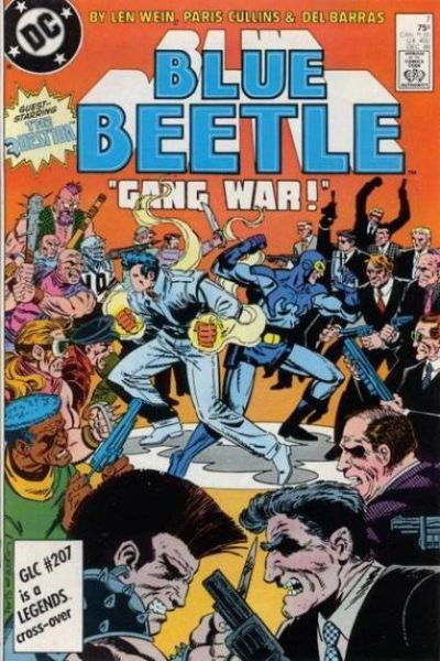 Blue Beetle #7 comic books for sale