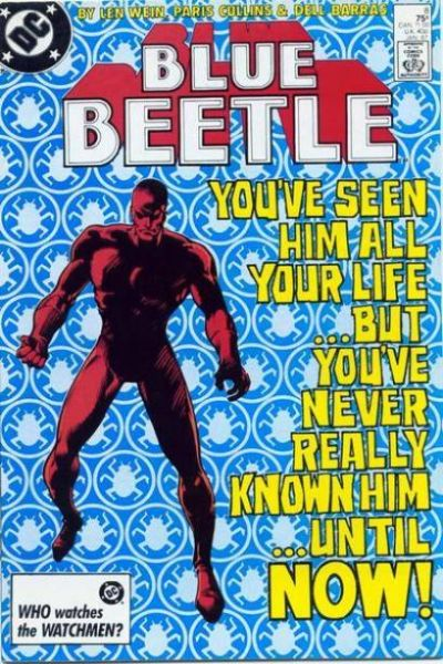 Blue Beetle #8 comic books for sale