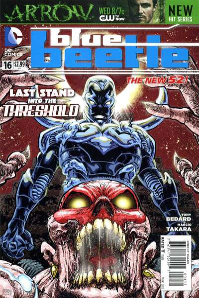 Blue Beetle #16 Comic Books - Covers, Scans, Photos  in Blue Beetle Comic Books - Covers, Scans, Gallery