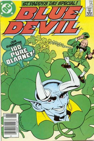 Blue Devil #25 Comic Books - Covers, Scans, Photos  in Blue Devil Comic Books - Covers, Scans, Gallery