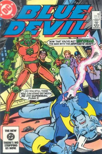 Blue Devil #3 comic books for sale