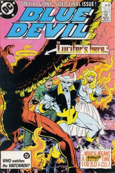 Blue Devil #31 comic books for sale