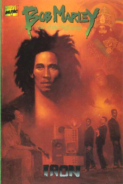 Bob Marley: Tale of the Tuff Gong comic books