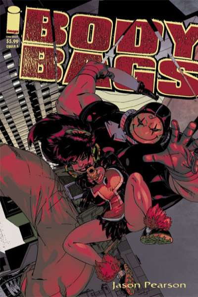 Body Bags: One Shot #1 comic books - cover scans photos Body Bags: One Shot #1 comic books - covers, picture gallery